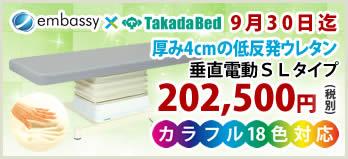 【9月30日迄期間限定】垂直電動SLタイプ